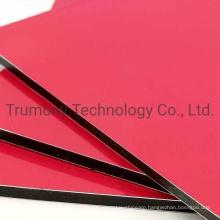 3mm 4mm Aluco Board Bond PVDF Exterior High Glossy ACP Sheet Panels with SGS