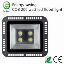 Energy saving COB 200 watts levou luz de inundação