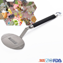 Football américain barbecue tourneurs spatule barbecue