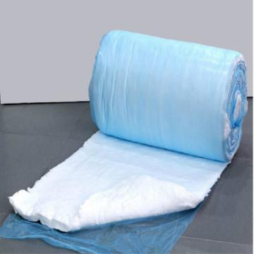 Isolation thermique en fibre de verre