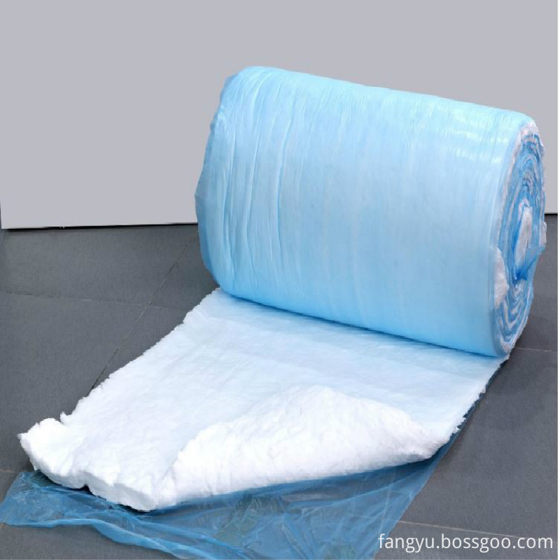 Fiberglass Thermal Insulation Blanket