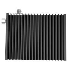 550-6000MHz IP65 4.3-10 Male to 4.3-10 Female 100W RF Low Pim Attenuator