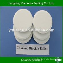 2015 usine vente gratuite échantillon gratuit de chlore dioxyde pour piscine