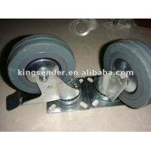 2'-10' Industrial casters