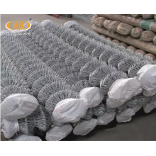 6ft steel chain link fencing panel