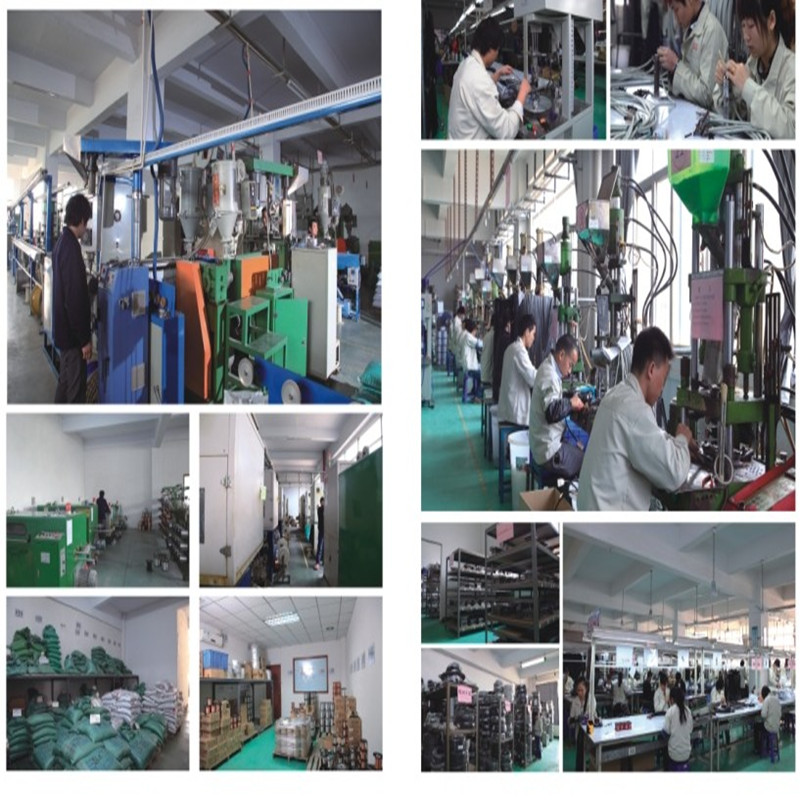 Cable manufacture shop