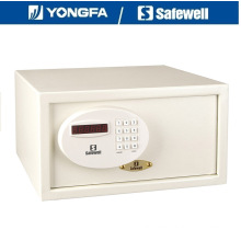 Safewell AMD Panel 23cm Height Widened Laptop Safe for Hotel
