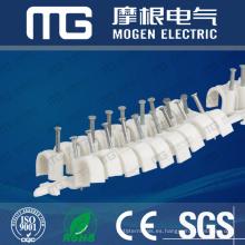 Clips de cable de nylon MG