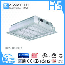 Lumiled Luxeon 3030 LED Chip 50W 100W 150W 200W LED Canopy Gas Station Light Petrol Station Light IP66 Ik10