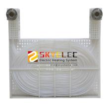 Chauffage de la bobine de tube en fluoropolymère (PTFE)