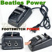 Beatles тату ножной переключатель питания