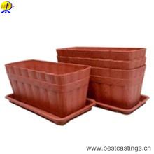High Quality Wholesale Plastic Flower Pot