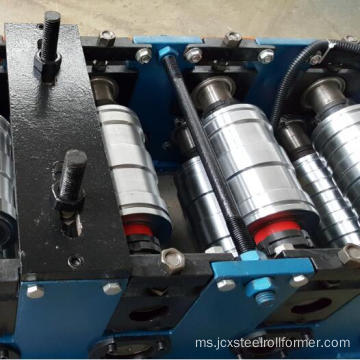 L Furring Channel Gauge Roll Forming Machine
