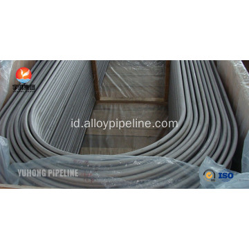Tabung Stainless Steel U Bend ASME B677 N08904
