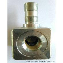 Raccord de filetage hydraulique spécial Raccords Séparateur