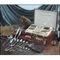86PCS Stainless Steel Cutlery Set