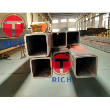 ASTM A500 GrB Cold Formed Structural Carbon Steel Square Tube