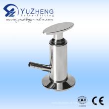 Válvula de amostragem de aço inoxidável Fabricante