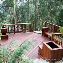 Кофе Проблемными Открытый Сад Индонезия Мербау Деревянный Настил