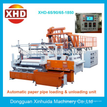 XHD-1500MM Tipo 3-5 camada. Dupla, três e cinco camada co extrusão esticar filme fazendo máquina