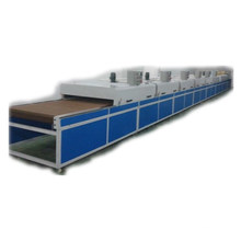 TM-IR1200 verre Tunnel infrarouge four four à Convection industriel