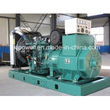 Générateur électrique 185kVA alimenté par Volvo Diesel Engine (TAD732GE)