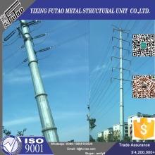 Quality Galvanized Polygonal Power Poles
