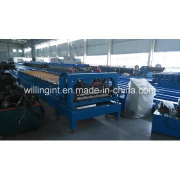Metall Stahl Dachwalzenformmaschine mit hoher Qualität