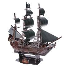 3D puzzle perle noir
