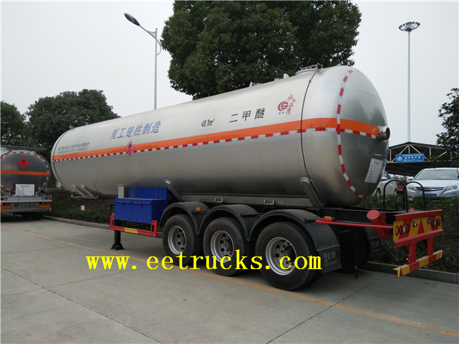 Liquid Ammonia Tanker Semi Trailers