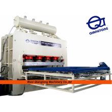 particle board/ chipboard melamine pressing machine