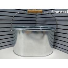 Galvanized Metal Ice Bucket/Mine Ice Bucket