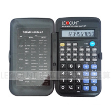 56 Function 10 Digits Scientific Calculator with Front Cover (LC709A)
