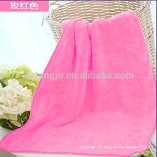 Alta absorvência 100% algodão toalha de banho, toalha de banho de material de algodão