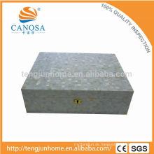 CCFW-CH Chinesische Süßwasser-Shell-Zigarren-Box mit voller Abdeckung