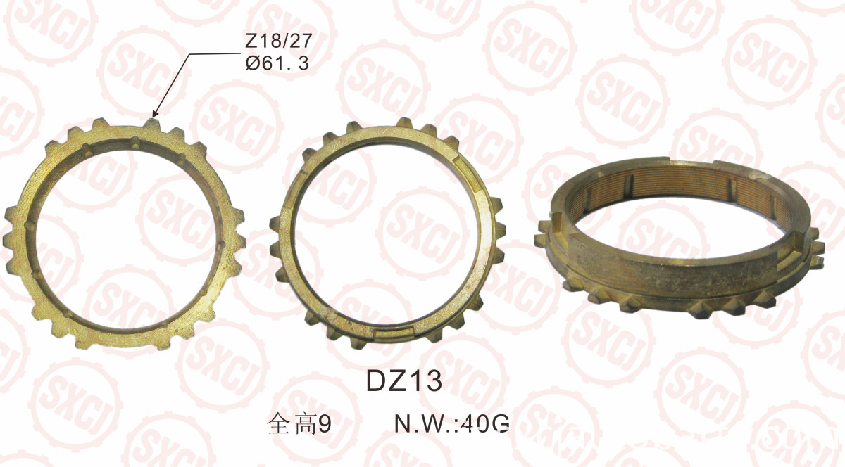synchronize ring for car