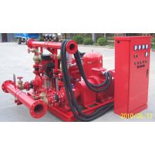 Packaged Fire Pump