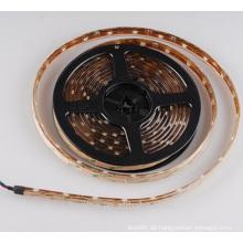 SMD2835 warmweiße LED dekorative Streifen Licht