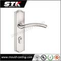 Türschlossgriff aus Zinklegierung mit Beschichtung (STK-ZDL0014)