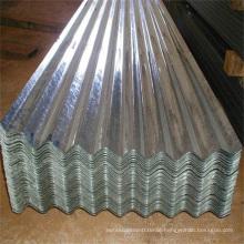 Galvanized Steel Corrugated Metal Sheet Roof Panel