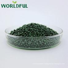 For all kinds vegetable and fruit 13-1-2 Resin/ABS coated Amino acid NPK granule granular organic fertilizer