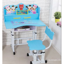 New Modern Student Study Desk and Chair Wholesale
