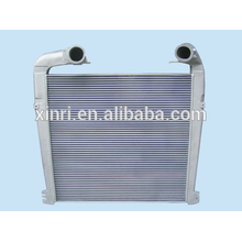 Manufacturer direct supply high quality turbo intercooler for SCANIA truck parts 1766617 NISSENS: 97029
