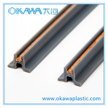 Manufacturing PVC &Copper Common Extrusion Profile