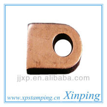 Connecteur métallique de précision en acier inoxydable