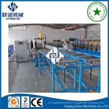 Machine de formage d'estampage de porte d'obturateur en métal industriel