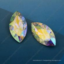 Cristal Ab Natteve Bijoux Perles