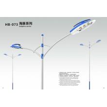 Hoja de bambú carretera 60W LED calle HB-073