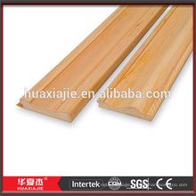 outdoor and eco-friendly wood plastic composite wpc transom