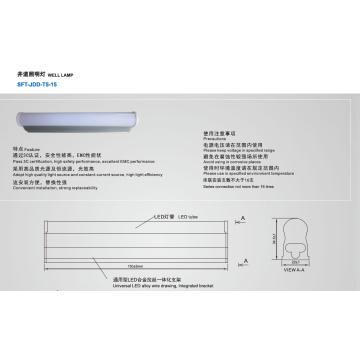 Lámpara del pozo del elevador de la alta calidad (SFT-JDD-T5-15)